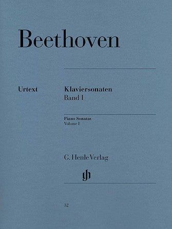 Piano Sonatas, Volume 1 - Beethoven