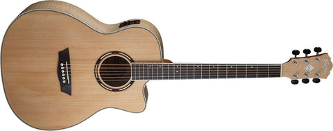 Washburn Apprentice Series Acoustic Electric Guitar