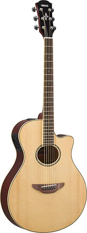 Yamaha APX600 Natural Finish Acoustic Electric Guitar