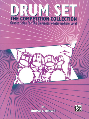 Drum Set: The Competition Collection - Brown