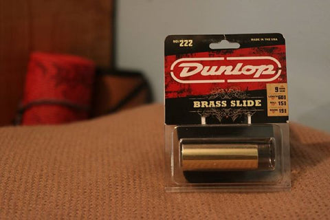 Jim Dunlop Medium Brass Slide