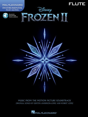 Hal Leonard Instrumental Play-Along -Disney's Frozen II for Flute