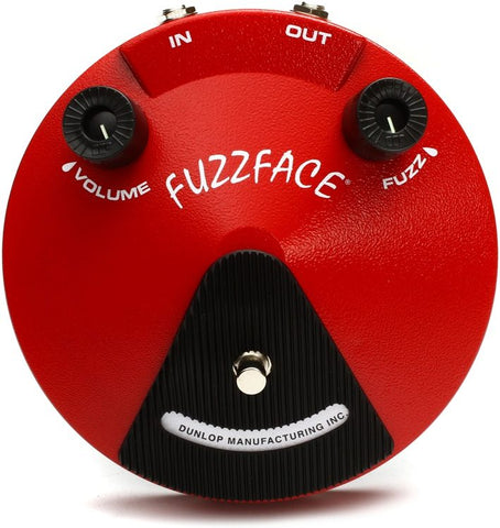 Dunlop Fuzz Face Distortion Pedal
