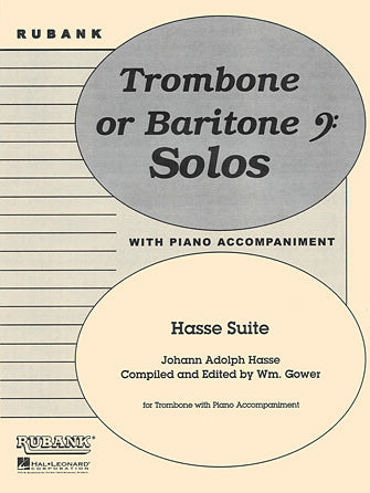 Hasse Suite for Trombone & Piano
