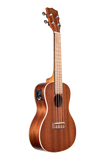 Kala Satin Mahogany Concert Ukulele with EQ