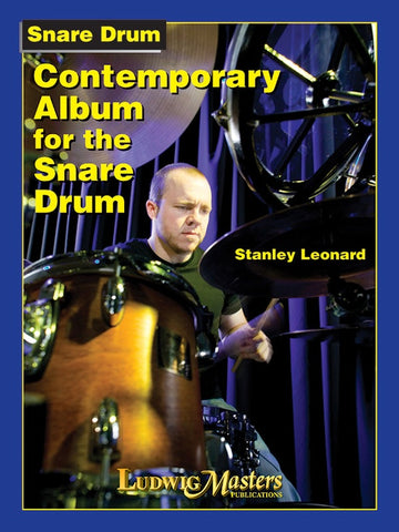 Leonard, Contemporary Album for the Snare Drum