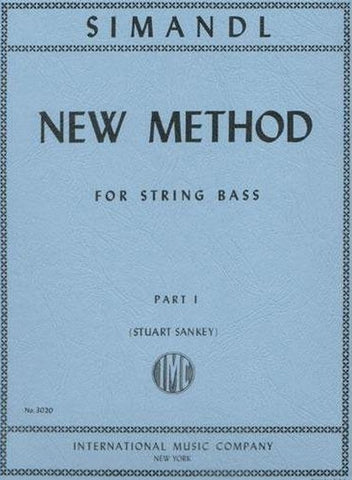 New Method for String Bass Simandl
