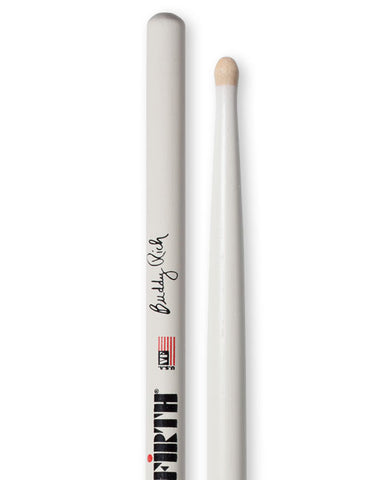 Vic Firth Signature Buddy Rich Wood Tip Drumsticks
