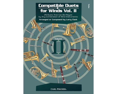 Compatible Duets for Winds Vol. II: Tuba