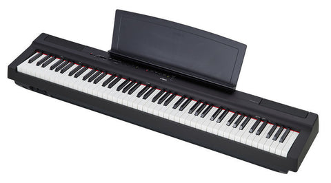 Yamaha P125B Digital Piano