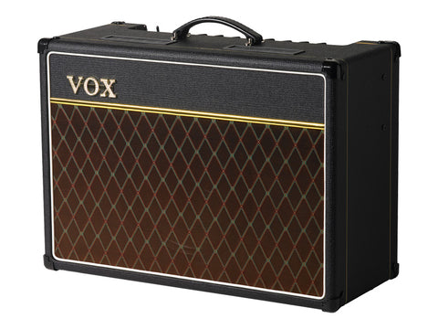Vox AC15 Custom Tube 15-Watt Combo Guitar Amp