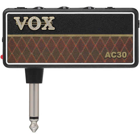 Vox amPlug 2 Guitar Headphone Amp
