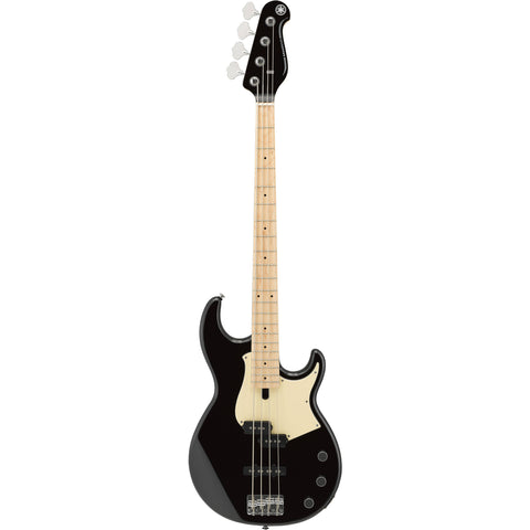 Yamaha BB Series Maple Fretboard Black Finish Electric Bass Guitar