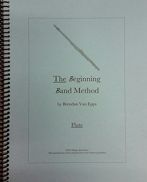 Beginning Band Method Van Epps Flute Book 1