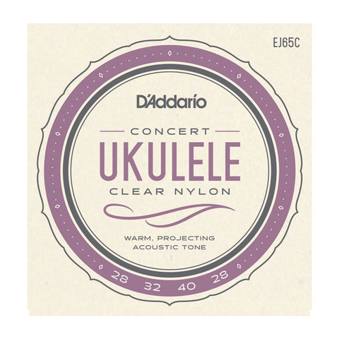 D'Addario Pro-Arté Custom Extruded Concert Ukulele Strings