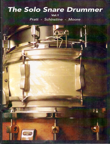 The Solo Snare Drummer, Volume 1 - Pratt