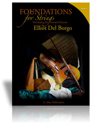 Foundations for Strings String Bass Book 1