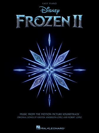 Disney's Frozen II- Easy Piano