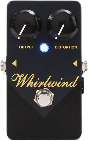 Whirlwind Rochester Series Gold Box Distortion Pedal