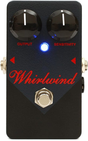 Whirlwind Rochester Series Red Box Compressor Pedal