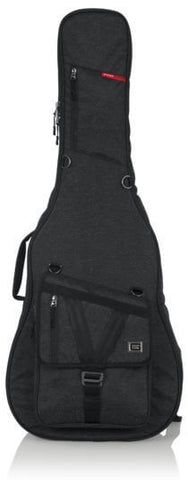Gator Transit Series Charcoal Black Acoustic Guitar Bag