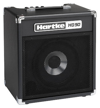Hartke HD50 50-Watt Bass Combo Amp