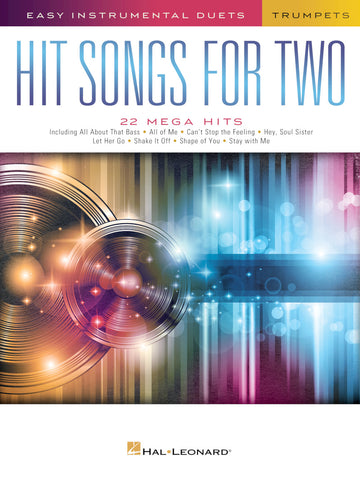 Easy Instrumental Duets -Hit Songs for two Trumpets