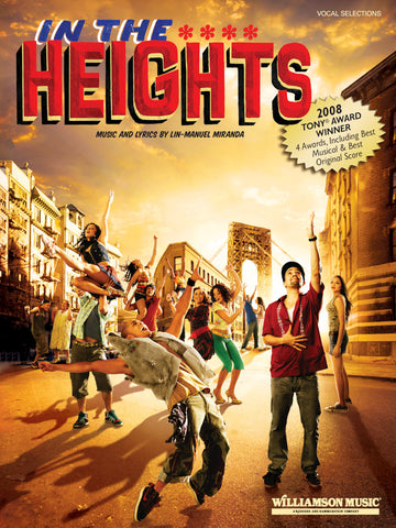 In the Heights- Piano/Vocal Selections
