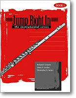 Jump Right In Alto Saxophone Book 1