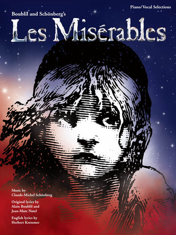 Les Miserables- Piano/ Vocal Selections