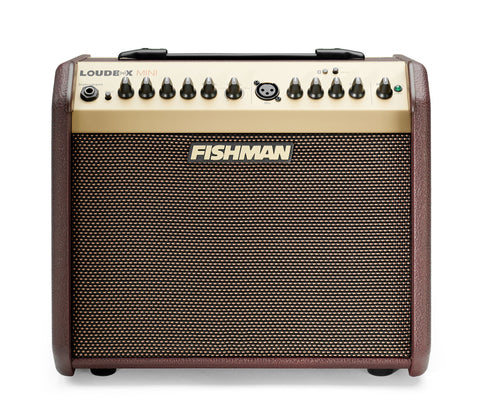 Fishman Loudbox Mini 60-Watt Bluetooth Acoustic Guitar Amp