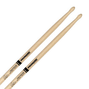 Promark Neil Peart Signature Shira Kashi Oak 747 Wood Tip Drumsticks