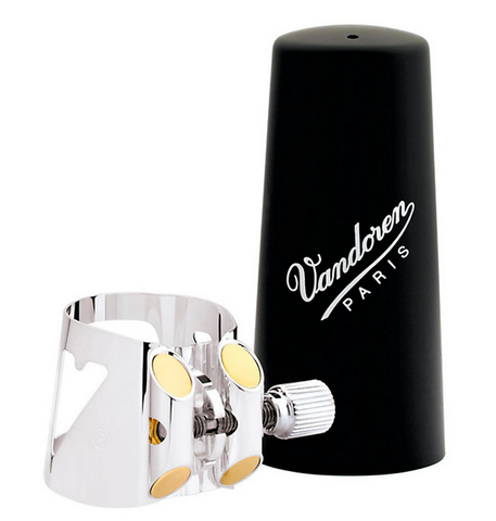 Vandoren Optimum Bb Clarinet Ligature with Cap