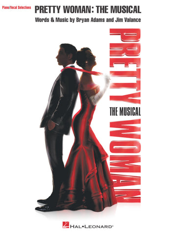 Pretty Woman: The Musical - Piano/Vocal Selections