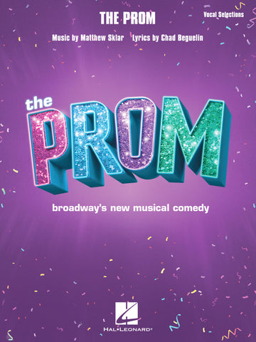 The Prom- Piano/Vocal Selections