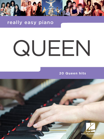 Queen- 20 Hits- Really Easy Piano