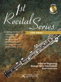 1st Recital Series: for Oboe