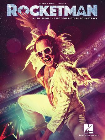 Rocketman -Music from the Motion Picture -Piano/Vocal/Gutiar