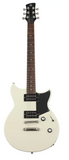 Yamaha Revstar 300 Series Vintage White Electric Guitar