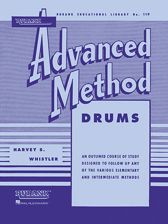 Rubank Advanced Method Drums Book 1