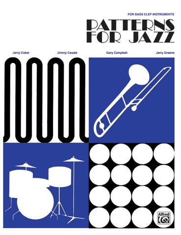 Patterns for Jazz: A Theory Text for Jazz Composition and Improvisation, Bass Clef