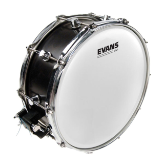 "Evans 14"" UV1 Coated Snare/Tom Batter Drum Head"