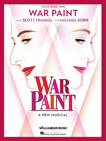 War Paint- Piano/Vocal Selections