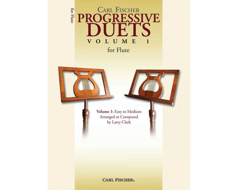 Progressive Duets for Flute Volume 1