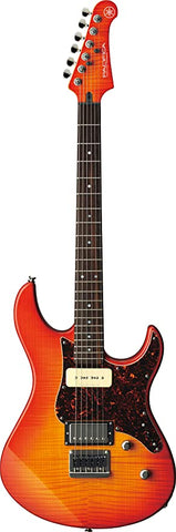 Yamaha Pacifica 611HFM Light Amber Burst Electric Guitar