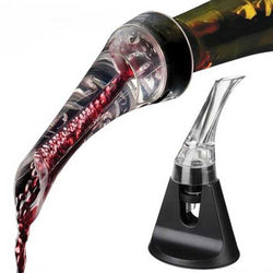 Mini Travel Wine Aerator Pourer Essential Set Quick Aerating Pourer Decanter New Portable Wine Aerator Pourer Wine Accessories