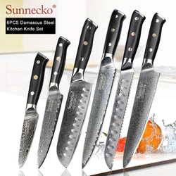 Premium Chef Knife Japanese Kitchen Knife Set