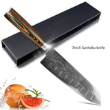 Chef Knife Japanese Stainless Steel Ultra Sharp Micarta Handle