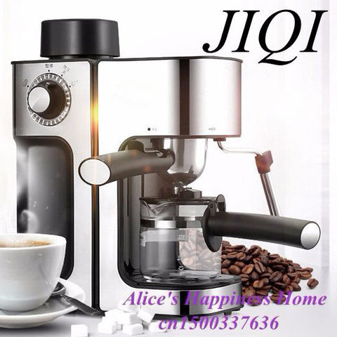 Italy espresso electric coffee machine automatic maker , Cup-warming plate machine