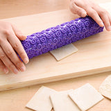 Plastic Rolling Pin  Baking Tools for Cake Decoration